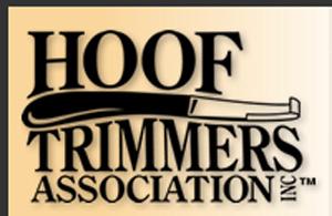 Hoof Trimmers Assoc Logo