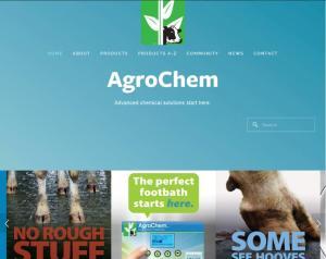 dairy hoof health, agrochem website